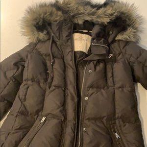 Hollister long jacket